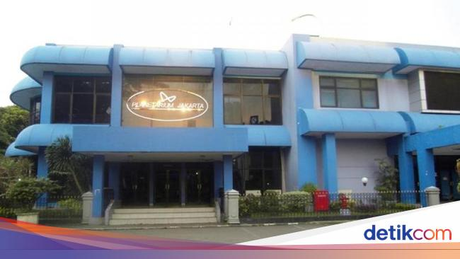 Planetarium Jakarta Wisata Edukasi Tentang Angkasa