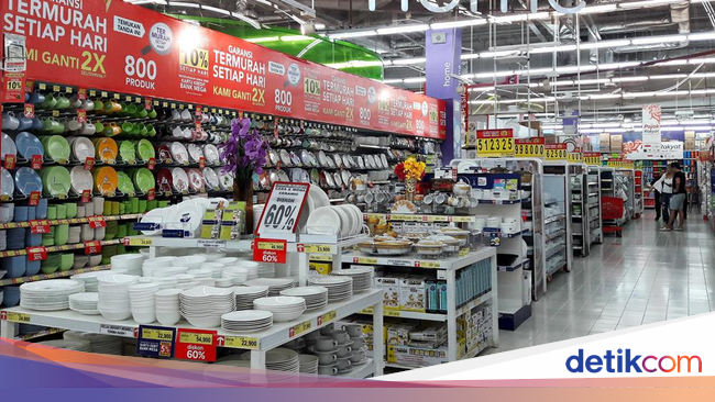 Transmart Carrefour Promo Aneka Peralatan Dapur Esensial ...