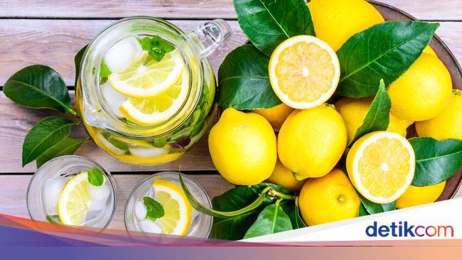 Agar Manfaatnya Maksimal Kapan Waktu Yang Tepat Untuk Minum Air Lemon