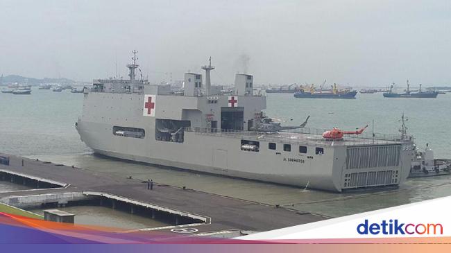 TNI AL Tambah Armada Untuk Cari 4 ABK KRI Layang Yang