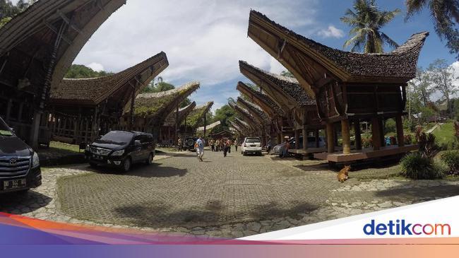 Tongkonan Rumah Adat Toraja Yang Penuh Simbol Dan Makna