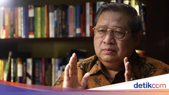 SBY Bicara 3 Skenario yang Bisa Terjadi di AS Pasc