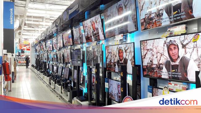 2 Hari Terakhir Promo Spesial Elektronik Di Transmart