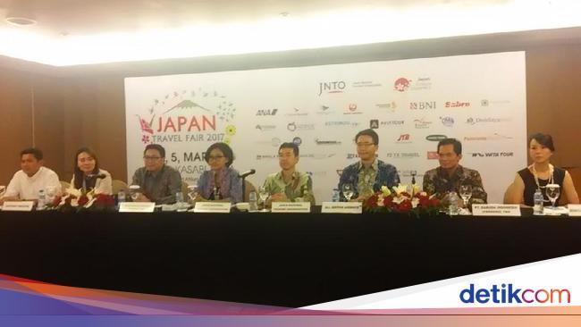 Promo Tiket Liburan Di Japan Travel Fair 2017 Mulai Dari 3 9 Juta Pp