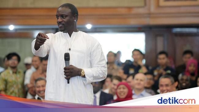 Rapper Akon Punya Kota Sendiri, Namanya Diadopsi Jadi Mata Uang
