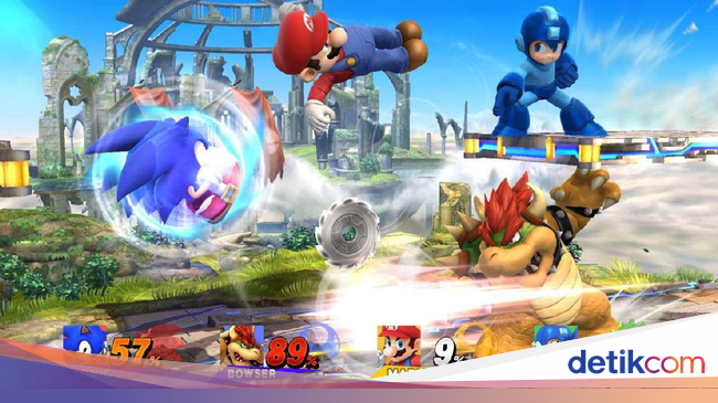 Ada Demo Gratis Super Smash Bros Ultimate, Nintendo?