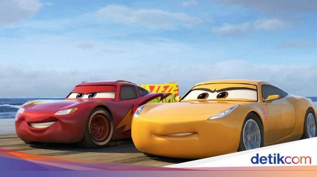 Cars 3 Ketika Lightning Mcqueen Bukan Lagi Yang Tercepat