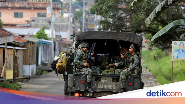 Isis Aksi Di Marawi Dan Ancaman Bagi Indonesia