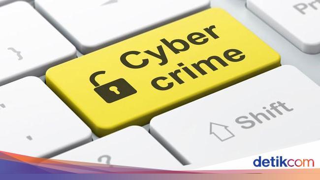4 000 Laporan Cyber Crime Mayoritas Korbannya Perusahaan