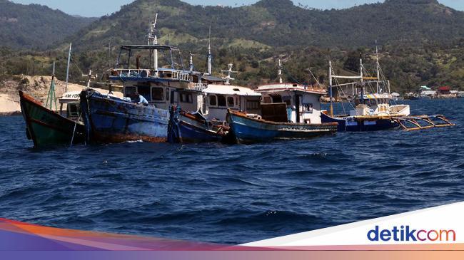 KKP Ungkap Kapal Asing Sering Wira-wiri di Natuna, Ini Asalnya