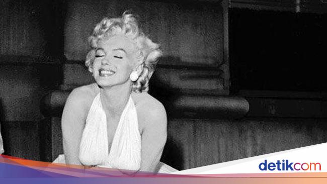 Citaten Marilyn Monroe Itu : Gaun marilyn monroe ini jadi baju ikonik termahal