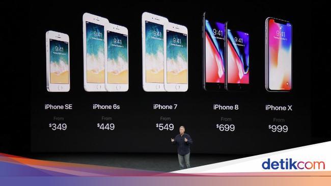 Iphone 8 Dirilis Harga Iphone 7 Turun