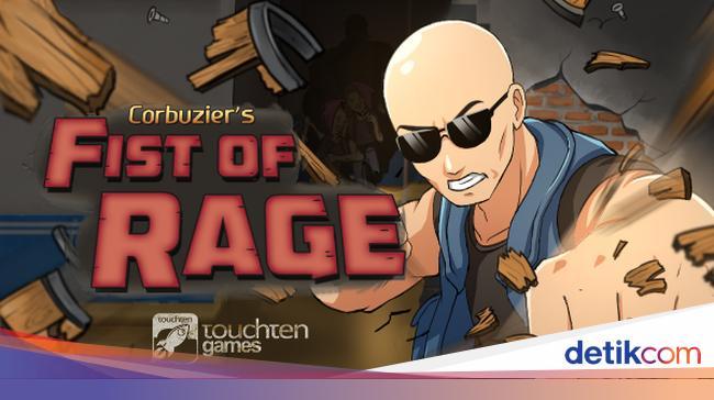 Fist Of Rage Game Petualangan Deddy Corbuzier Lawan Preman Jalanan