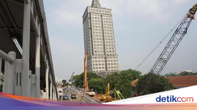 MRAT Sisi Lain Menara Saidah Milik Suami Inneke Koesherawati