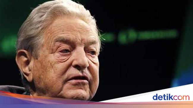 George Soros Was-was Tahun Ini Ada Krisis Ekonomi Lagi