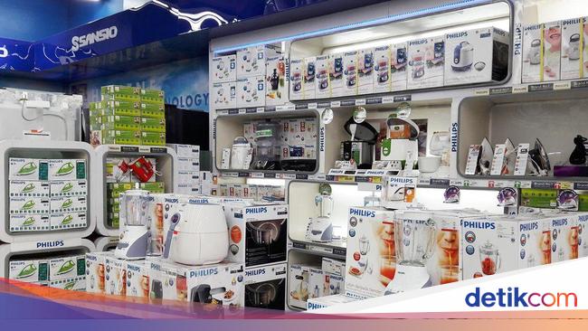 Promo Kompor Gas Blender Hingga Kulkas Di Transmart