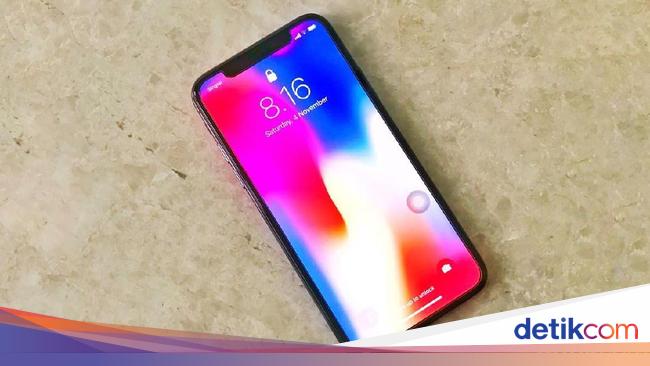 Nilai Jual iPhone X Bekas Tinggi bd555ae051