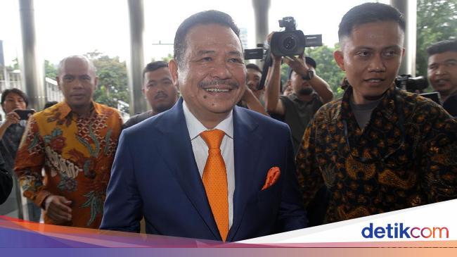 Jejak Otto Hasibuan dari Jessica 'Kopi Sianida' hingga Djoko Tjandra