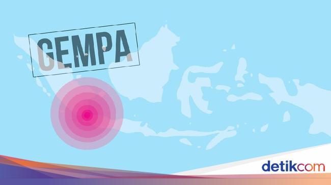 Analisis Bmkg Soal Gempa Terkini Yang Terasa Hingga Jakarta