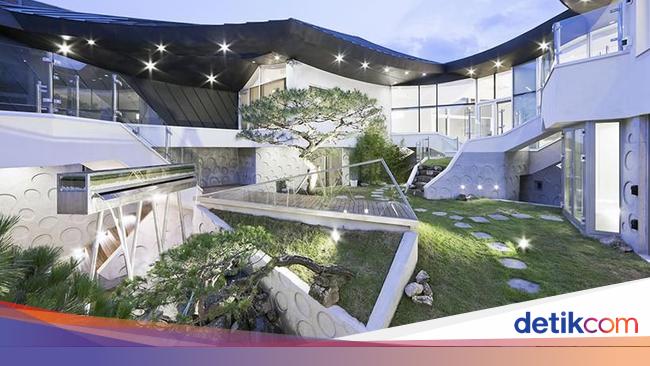73 Koleksi Gambar Rumah Mewah Di Korea Selatan HD Terbaru