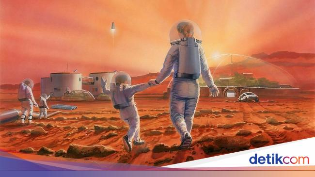 Humans Will Be Able to Make Children on Planet Mars