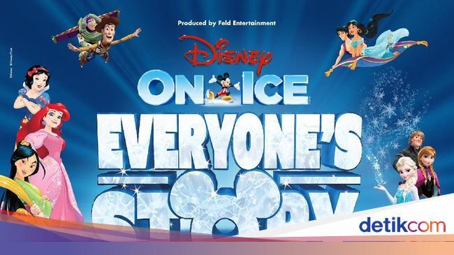 Disney on ice bsd 2019