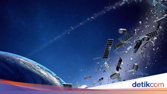Puing-puing luar angkasa dari satelit Rusia dan roket China di dekat tabrakan - polressidrap.com