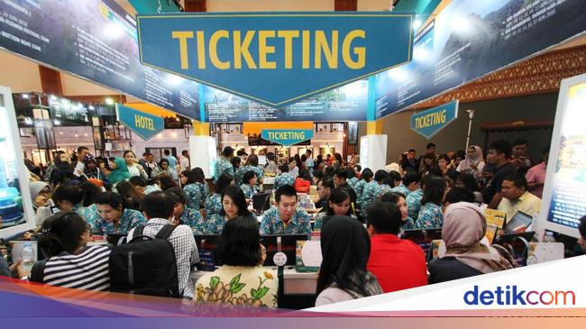 Mereka Yang Rela Nabung Demi Borong Tiket Di Travel Fair