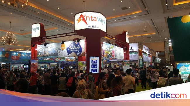 Catat Aneka Program Dan Promo Tiket Di Gatf 2018