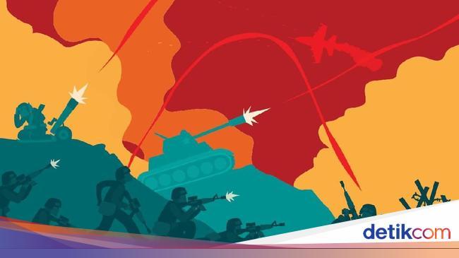 Serangan Amerika Ke Suriah Dan Hukum Internasional
