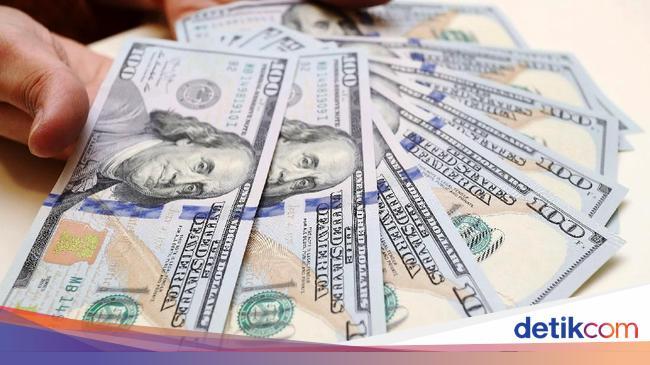 Bayar Utang Luar Negeri Cadev Ri Turun Jadi Us 124 Miliar