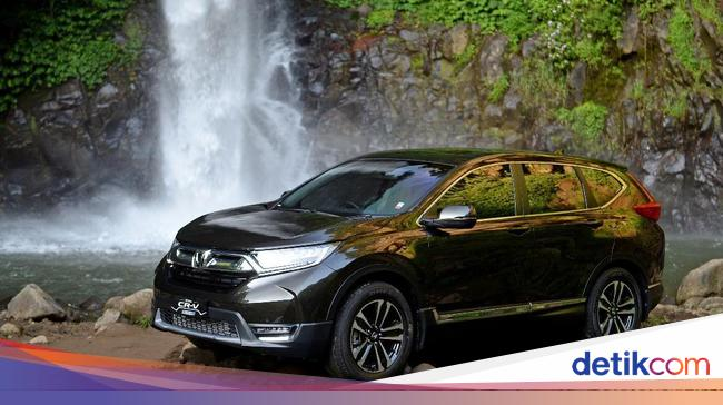 Penjualan Mobil Mobil Suv Honda Ngebut