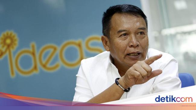Tb Hasanuddin: Pergantian Gatot Tak Ada Hubunganny