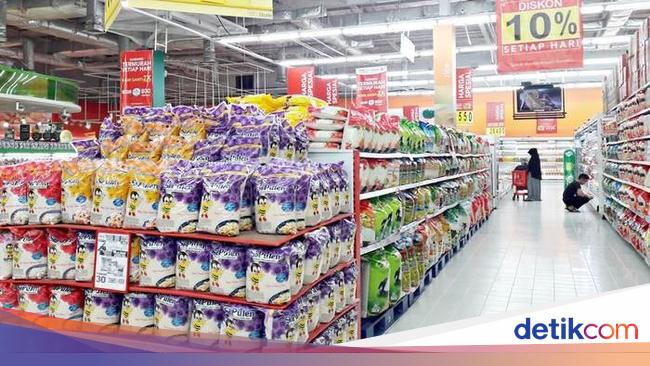 MEGA Banyak Gratisan di Promo Spesial Akhir Pekan Transmart Carrefour!
