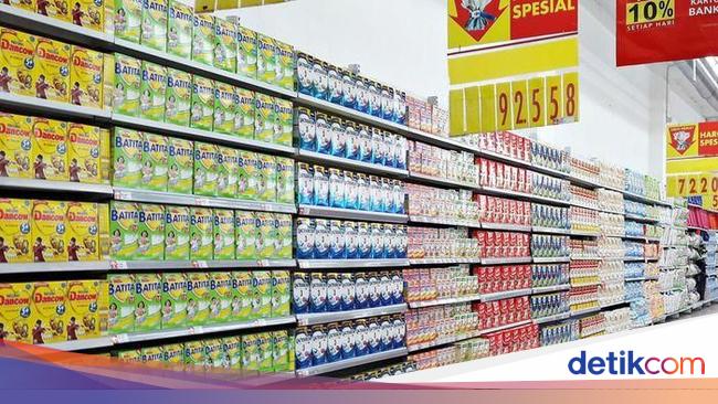 MEGA Harga Spesial Ragam Merk Susu di Kids Fair Transmart Carrefour