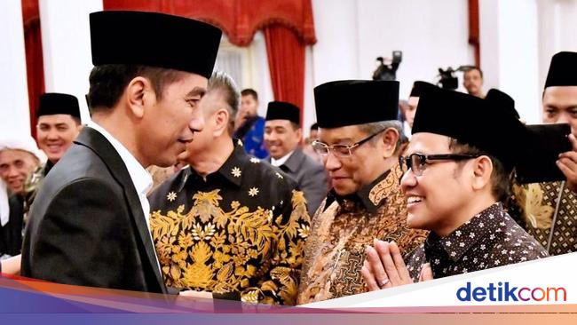 Masih Pede Cawapres Jokowi, Cak Imin: Janur Kuning Belum Melengkung