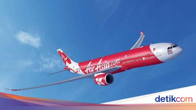 CMPP Biaya Bahan Bakar Naik, Kerugian AirAsia Bengkak Jadi Rp 639 M