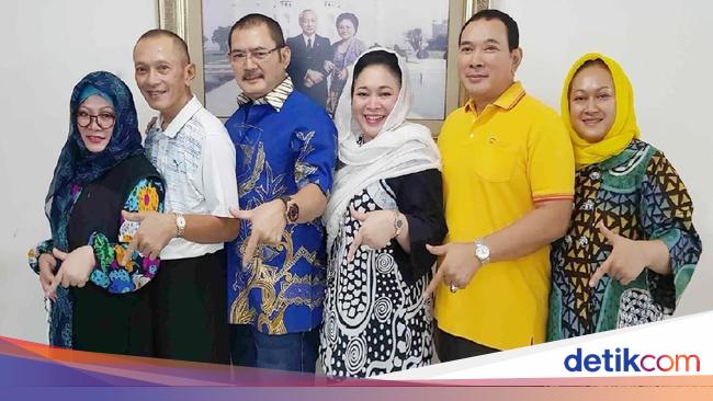 Semua Anak Soeharto Kader Berkarya 846a21eda9
