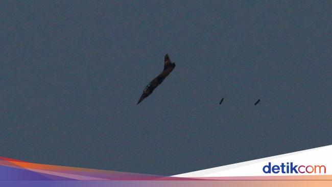 Serangan Rudal Israel di Suriah Tewaskan 3 Petempur yang Didukung Iran