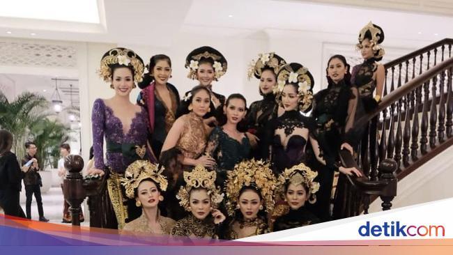 Penjelasan Anne Avantie 'Pensiun' Bikin Kebaya untuk Puteri Indonesia