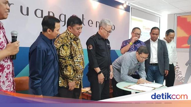 TMPO Yusuf Mansur Gelontorkan Rp 27 Miliar Borong Saham Tempo.co