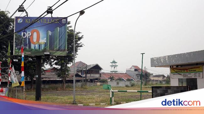TOPS Kontraktor Pede Akhir Tahun Rumah DP Rp 0 Berdiri 20 Lantai