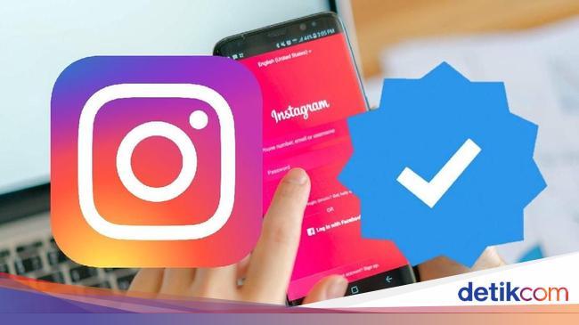 Ini Cara Baru Verifikasi Akun Centang Biru Di Instagram