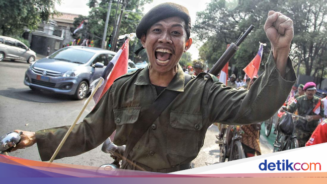 Netizen Gelorakan Semangat #17an di Twitter