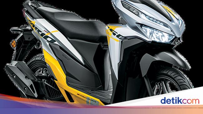 Honda Vario Di Malaysia Lebih Berwarna