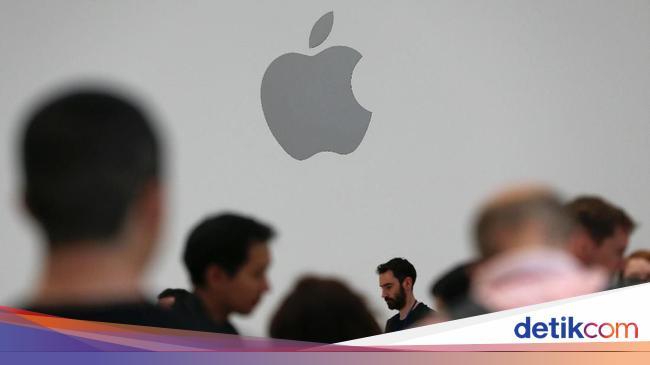Pemasok Apple Diserang oleh Peretas, Detail MacBook Baru Dicuri