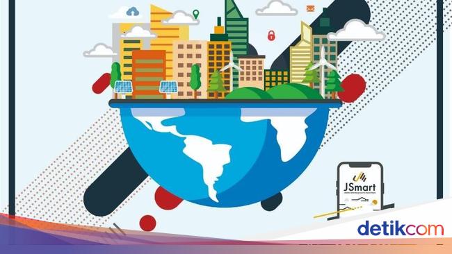 KIJA Hadapi Revolusi Industri 4.0, Pelaku Bisnis Kumpul di ICT Expo
