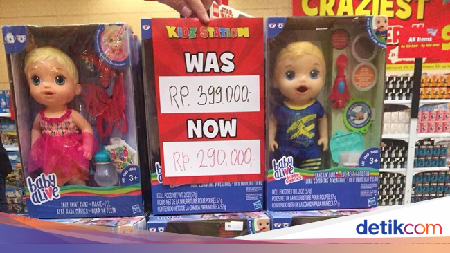 Heboh Diskon Mainan hingga 90% di Senayan City 5f1071a4ff