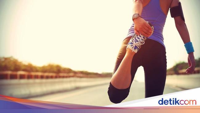 10 Cara Mengecilkan Betis Dan Paha Dengan Olahraga