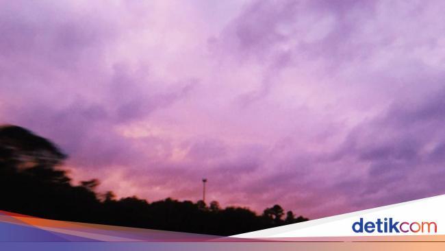 6600 Koleksi Gambar Pemandangan Warna Ungu Gratis